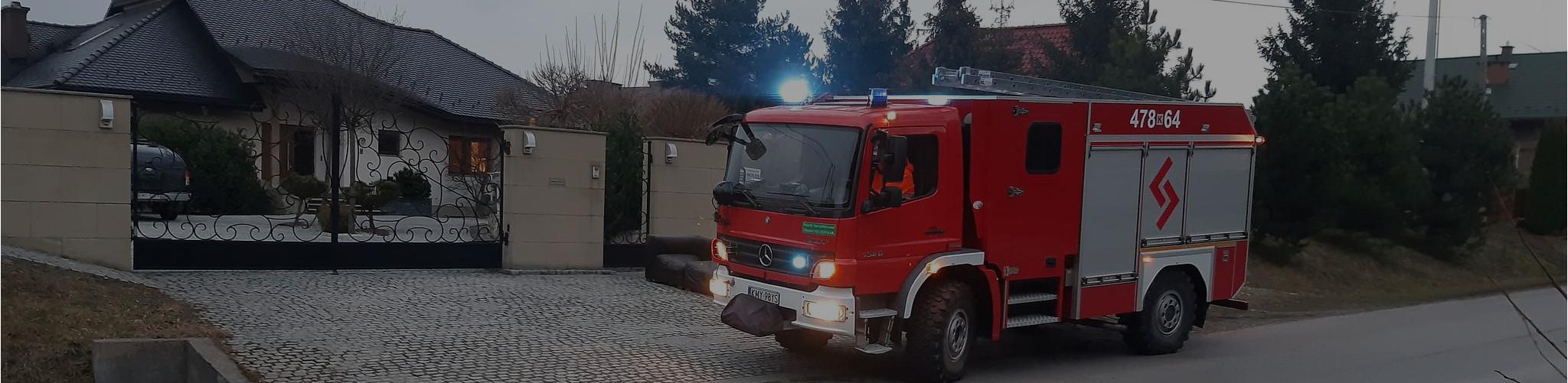 Ochotnicza Straż Pożarna w Polance